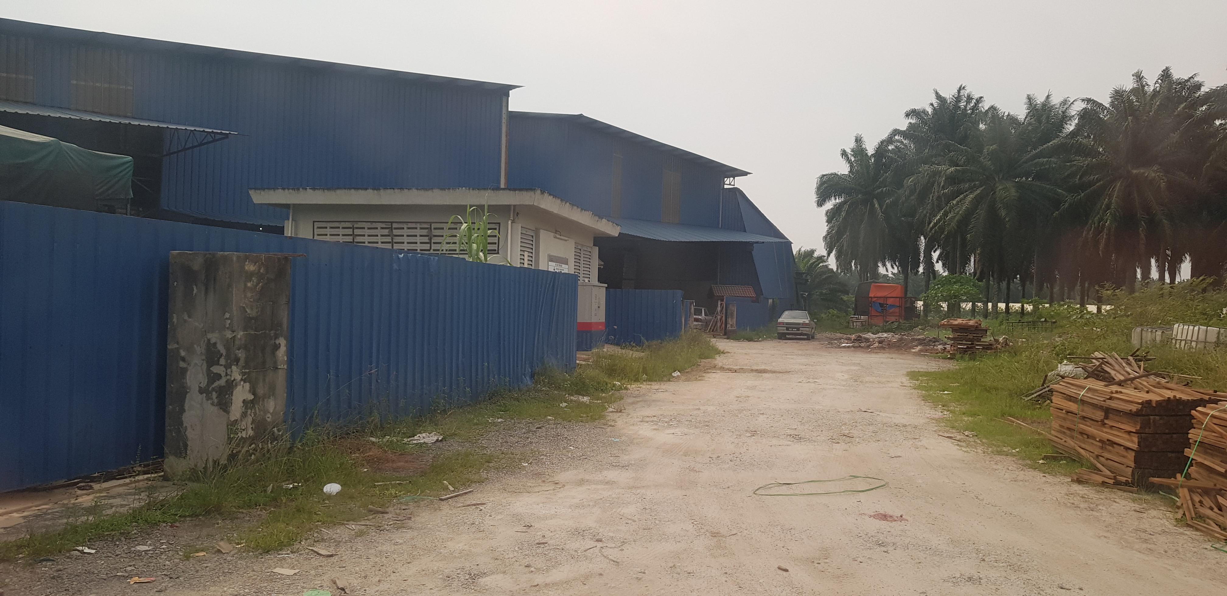 Batu Kawan 1 acre Industrial