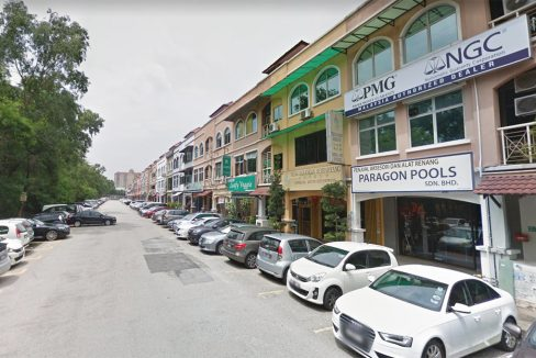 Bandar Puteri Puchong shop factory 3 storey