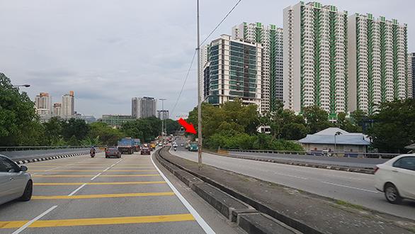 KL Jalan Puchong surrounding views