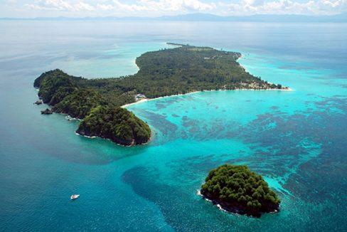 Mantanani-Island Sabah