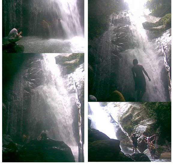 Ranau, Sabah 280 acres with 3-storey high waterfall 2000+ feet abv sea level