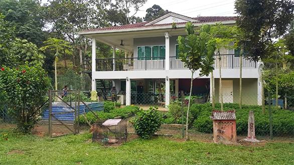 Rantau 2a Private Retreat-bungalow