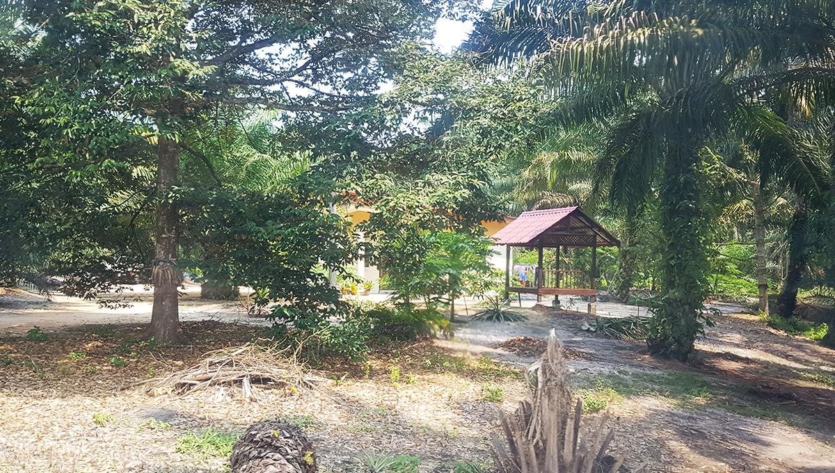 Pantai Remis 2 acres flat land neighbour