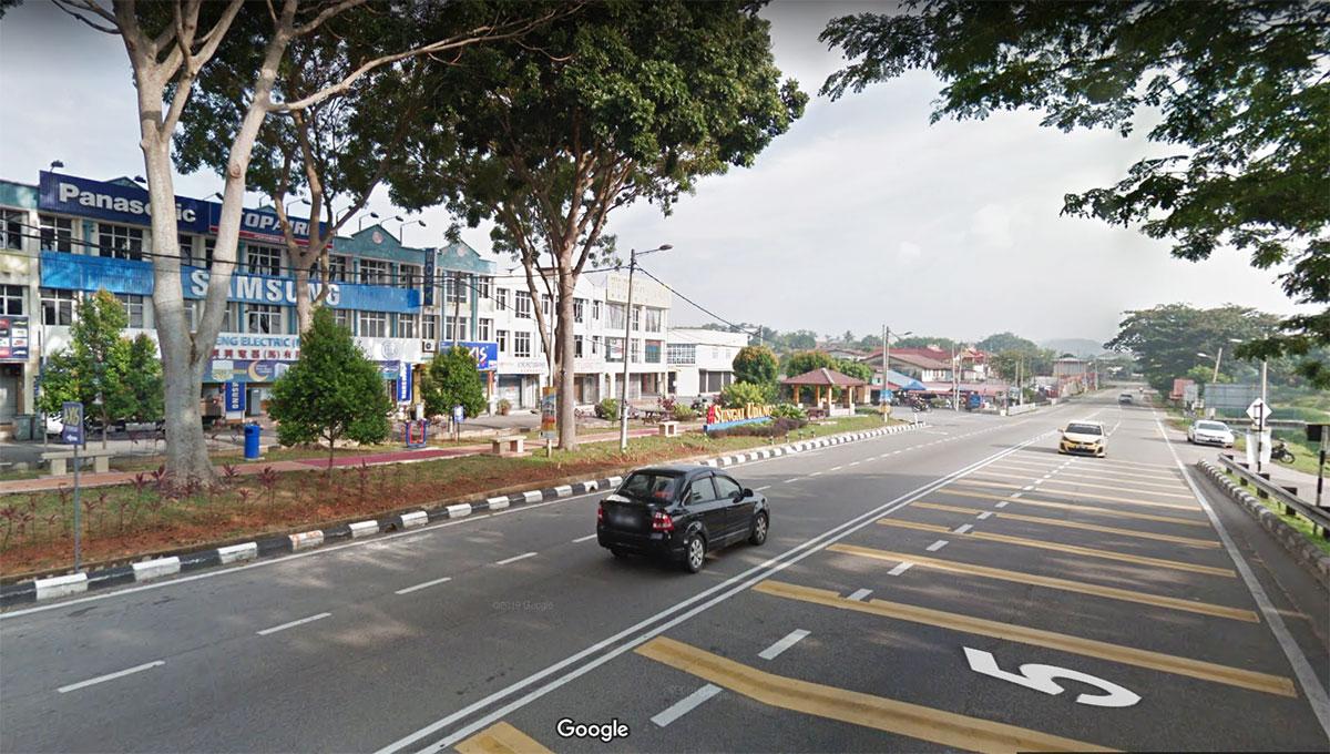 Sungai-Udang-town-Melaka