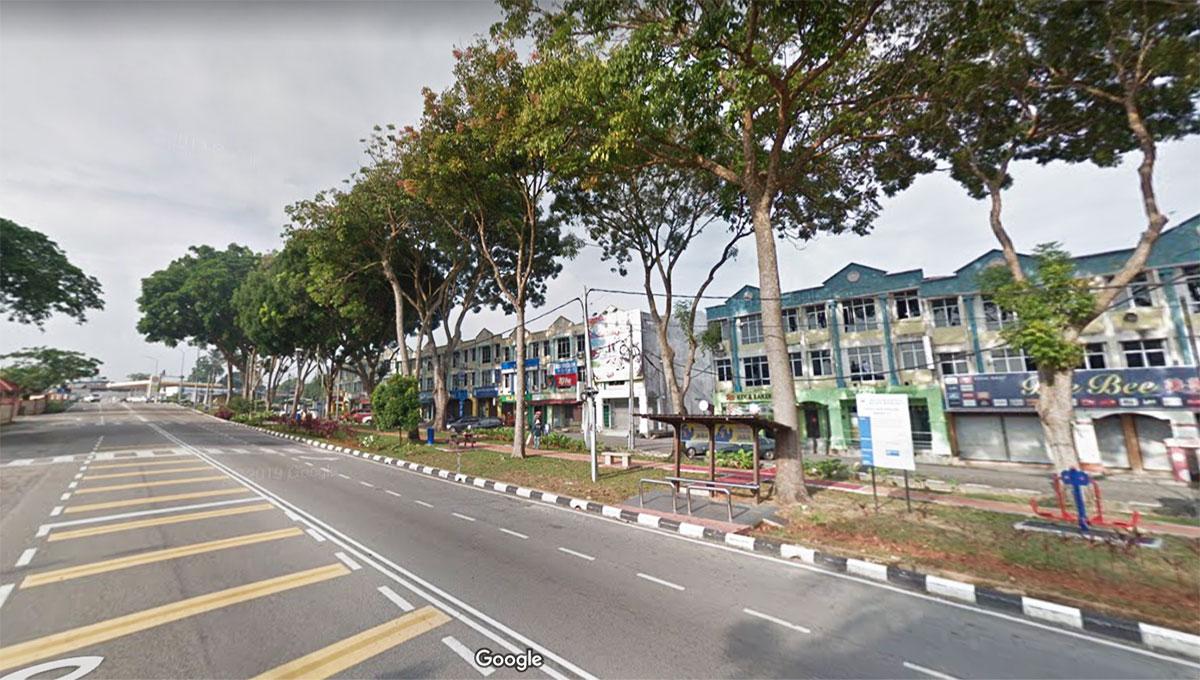 Sungai-Udang-town-Melaka2