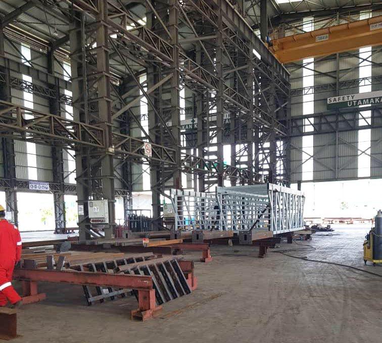 Tanjung langsat heavy industrial factory 2a-3