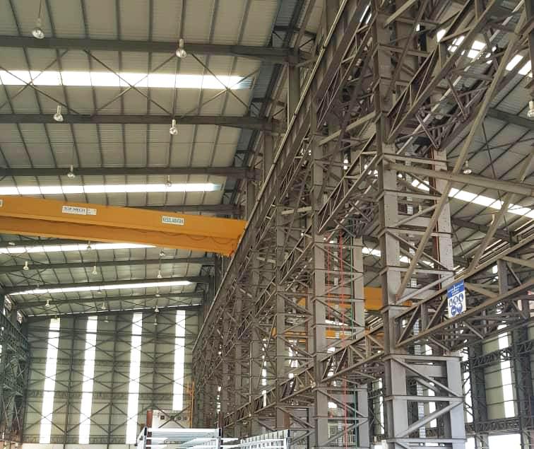 Tanjung langsat heavy industrial factory 2a-6