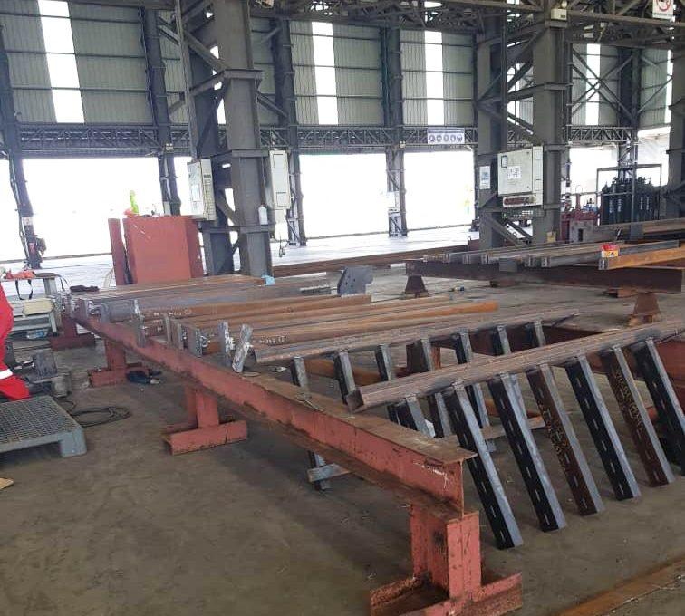 Tanjung langsat heavy industrial factory 2a-7