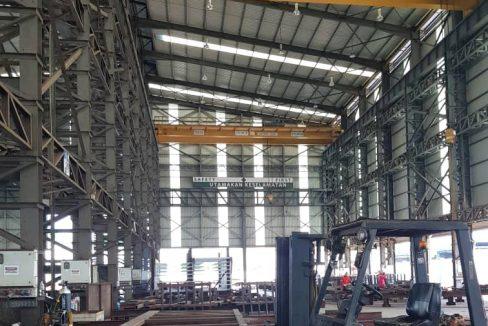 Tanjung langsat heavy industrial factory 2a-8