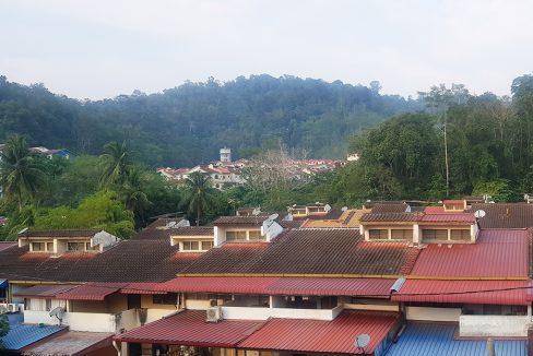 Bentong 19p5 elevated land