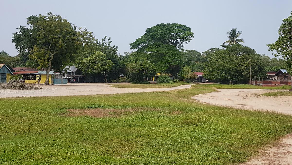 Butterworth development land