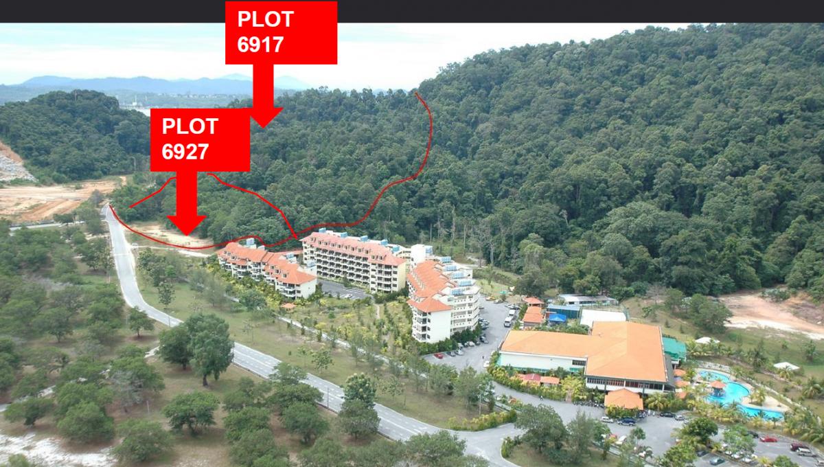 plot 6927 6917