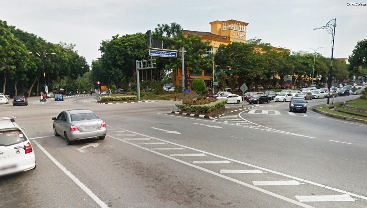 Melaka 40 acres commercial land King Hotel