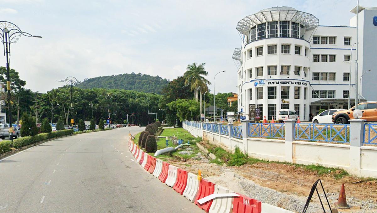 Melaka 40 acres commercial land Pantai Hospital