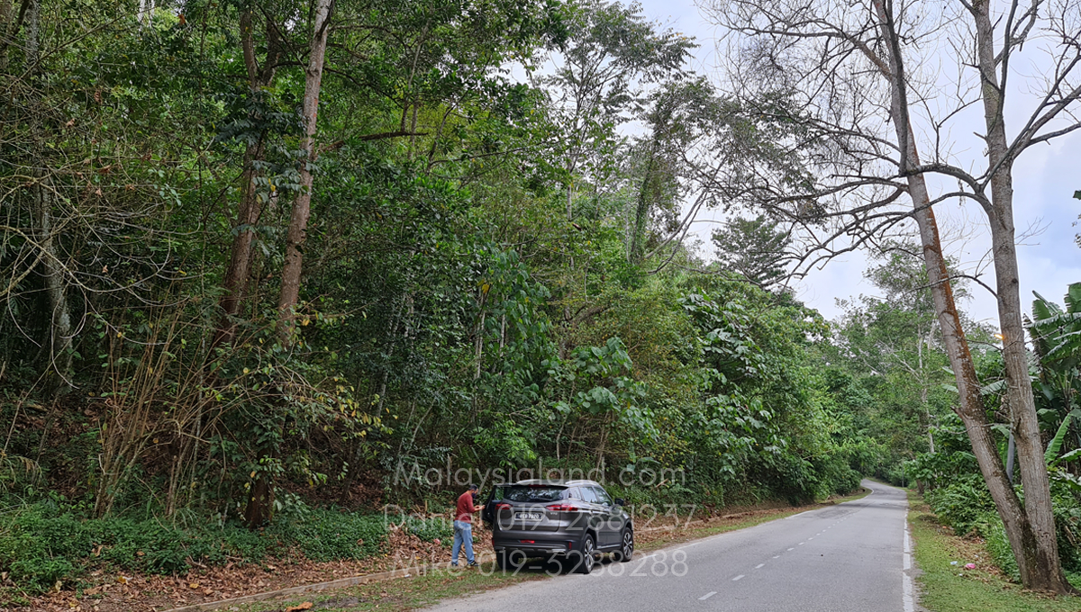 1p5 acres - Cooling climate only 15 minutes from Gombak toll KL