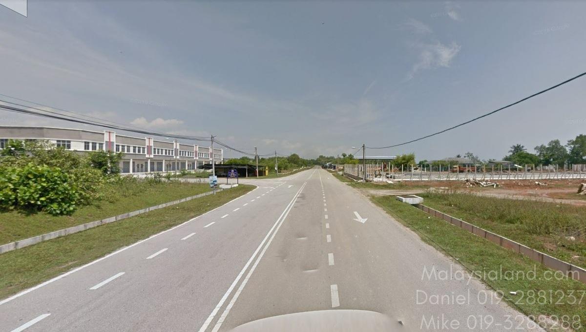 6 acres nearby development - Edited