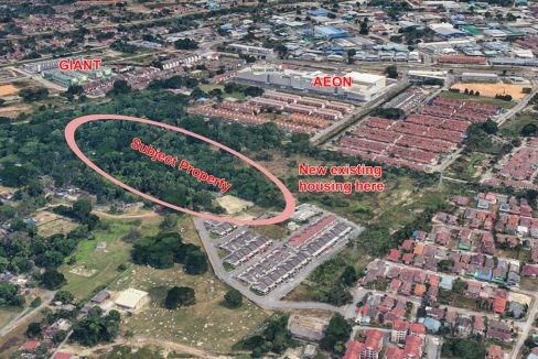 Falim Avenue land 6acres
