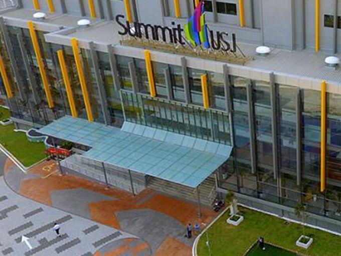 Summit USJ – Good Investment Retail/Shop Lot