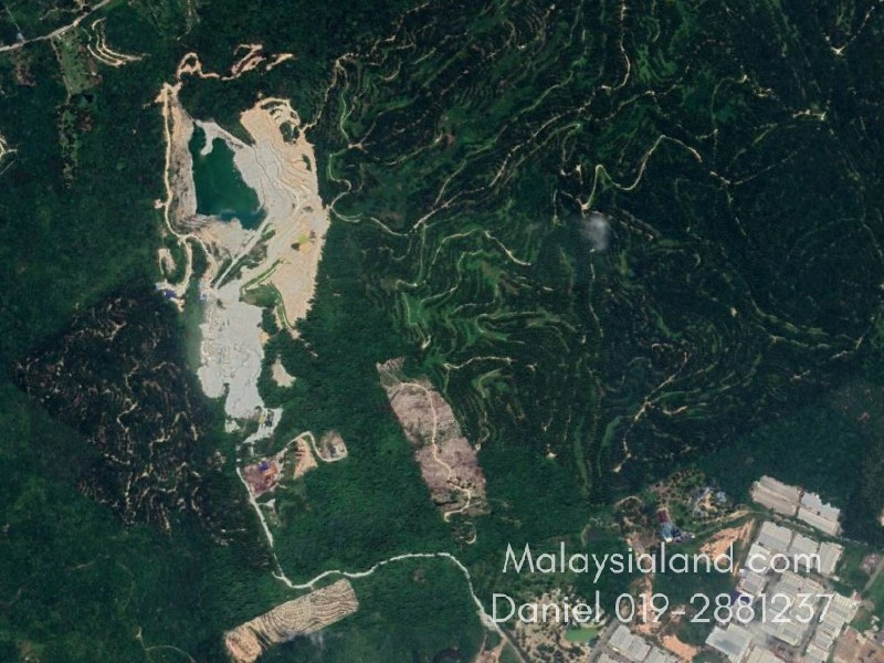 Semenyih – 21 acres Freehold Agriculture land (next to industrial usage, potential to convert)