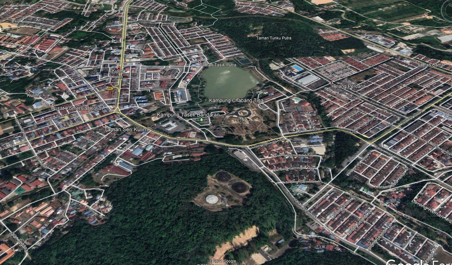 Kulim 30 acres potential housing