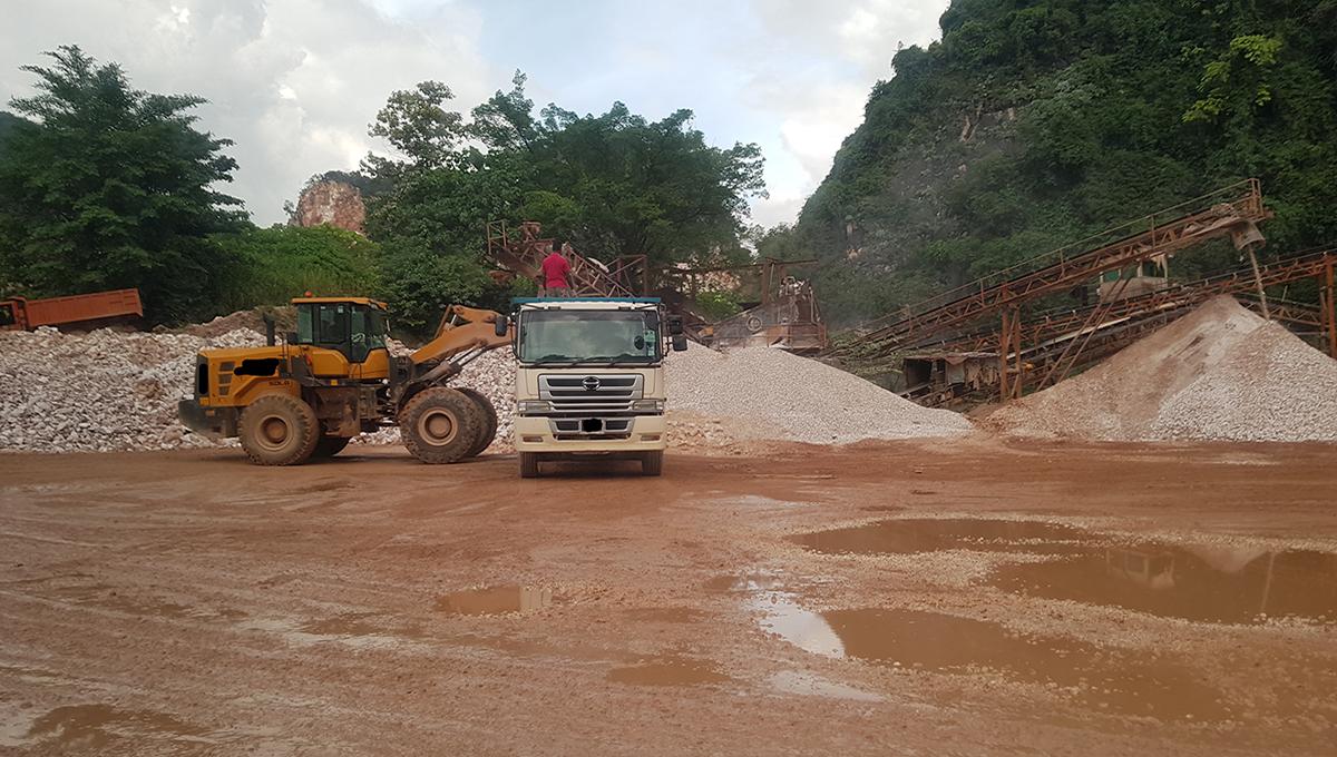 Nearby Limestone mine