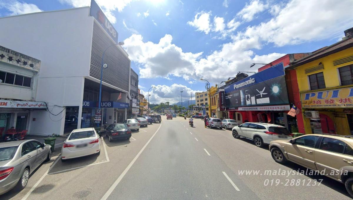 Website - Bentong town